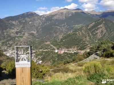 Andorra -- País de los Pirineos;rutas de senderismo en mallorca viajes baratos singles escapadas cul